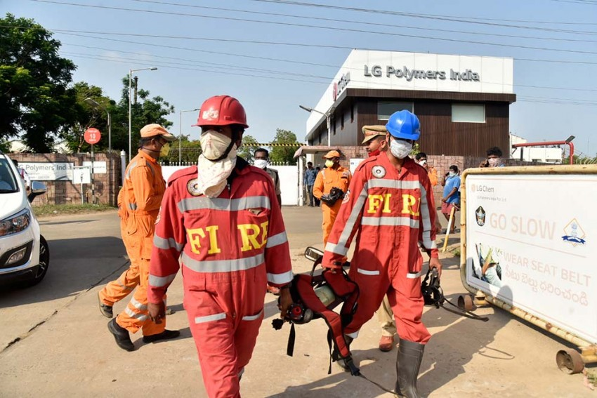 7 Workers Hospitalised After Toxic Gas Leak In Maharashtra Company