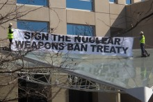 In A First, UN Treaty Banning Nuclear Weapons Set To Enter Into Force