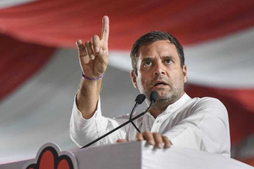 Congress Chief Election Pushed To June, Rahul Says Get It Done And Move On