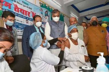 Nearly 14 Lakh Beneficiaries Get Jab In Nationwide Covid Vaccination Drive