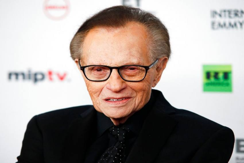 Larry King, Veteran TV Host And Talk Show Giant, Dies At 87