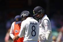 Despite Fractured Thumb, I Was Ready To Bat Against Australia: Ravindra Jadeja