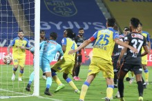ISL 2020-21: Kerala Blasters Play Out 1-1 Draw With 10-man FC Goa  - Match 68 Report