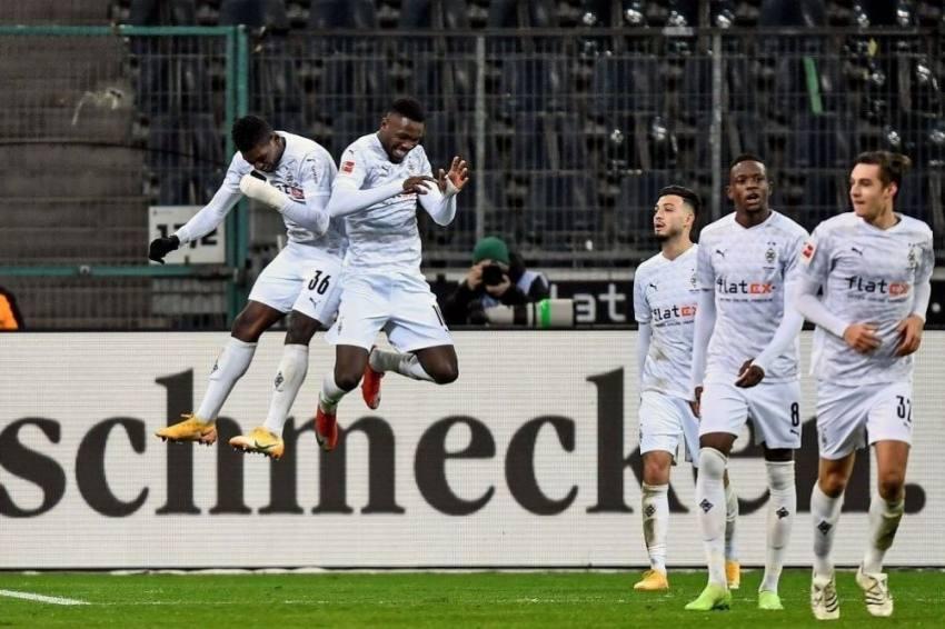 Marcus Thuram Scores On Borussia Mönchengladbach Return, Deepens Gloom At Dortmund