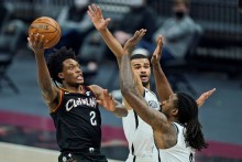 NBA: Sexton Sizzles In Historic Outing As Cavs Tame Nets Again, 76ers' Embiid Dominates