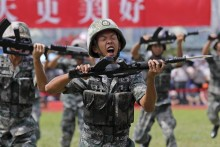 Chinese Soldiers Are Going To Get 'Bumper' Salary Hike This Year