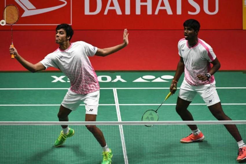 Thailand Open: Satwiksairaj Rankireddy-Chirag Shetty's Run Ends With Defeat In Semis