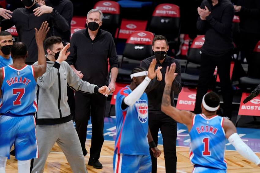 Coach Steve Nash Urges Improvement After Brooklyn Nets Are Swept By Cavs In 'Two Humbling Losses'