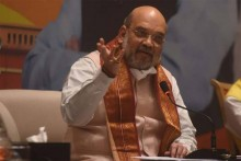 'Let's Have A Duel': Amit Shah Hits Out At Those Doubting Covid-19 Vaccines' Efficacy