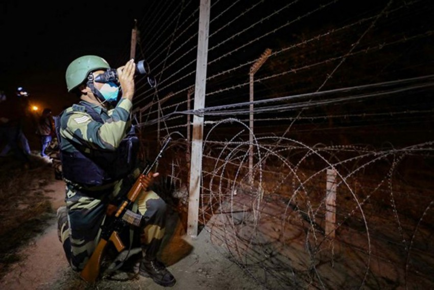 150-Metre-Long Tunnel Built By Pakistan Unearthed In J&K's Kathua District: BSF