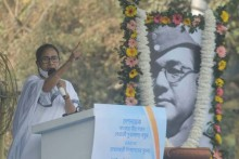 Centre Didn't Consult Me On Observing Netaji's Birthday As Parakram Diwas: Mamata Banerjee