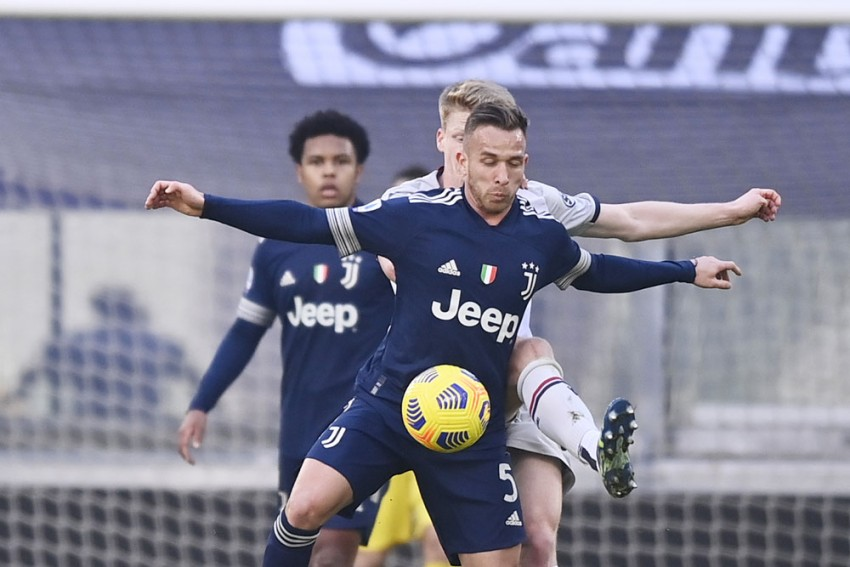 Juventus 2-0 Bologna: Arthur Opens His Account As Serie A Champions Go Fourth