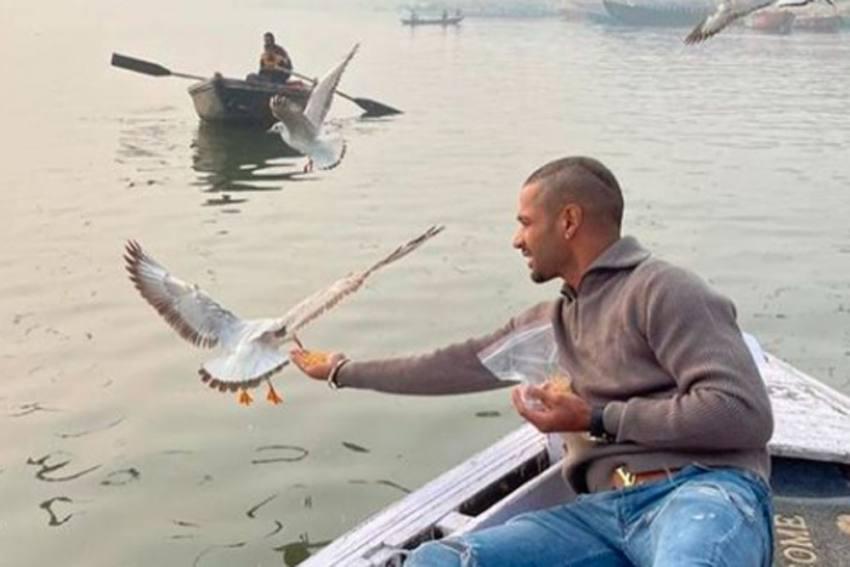 Why Shikhar Dhawan's 'Happiness' Stroke Has Not Amused Varanasi DM