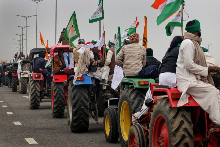 Farmers' Protest: Delhi Police Gives Nod To Tractor Rally, Warns Unions  Against Disrupting Republic Day Parade