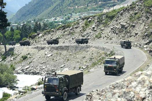 India, China Engage In Ninth Round Of Talks To Resolve Border Standoff In Ladakh