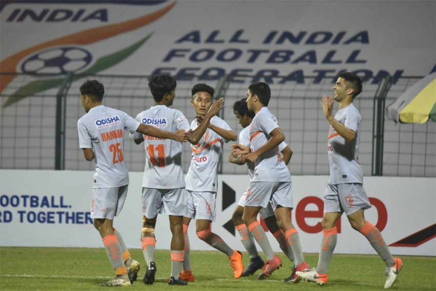 I-League: Last-gasp Equaliser Helps Indian Arrows Draw Aizawl FC