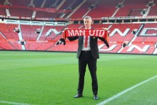 Manchester United Open Old Trafford For Coronavirus Vaccination Training