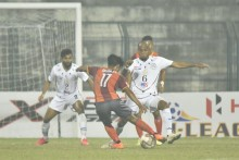 I-League: Mohammedan Sporting, RoundGlass Punjab Clash Ends In Stalemate