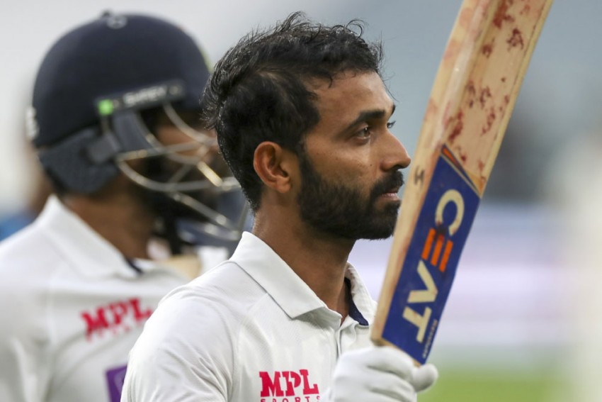 Melbourne Century Very Special As It Was Crucial For Series Victory Against Australia: Ajinkya Rahane
