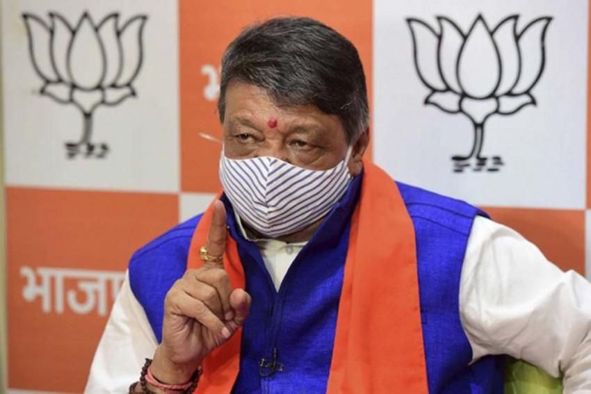 Mamata Didn't Chant 'Jai Shree Ram' As She Wanted To Appease 30 Percent Of Bengal's Voters: Kailash Vijayvargiya