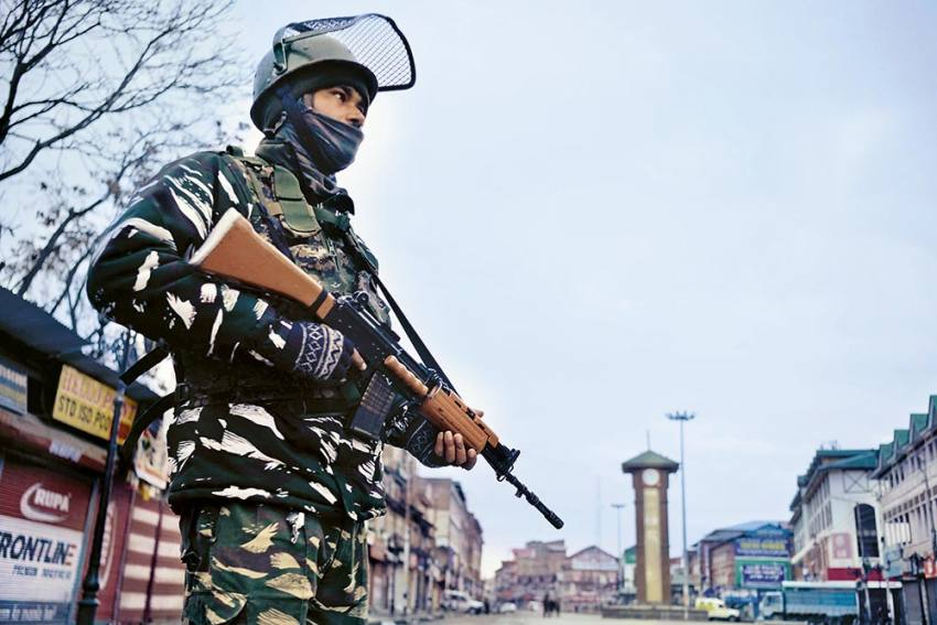 Shopian 'Encounter': Army Captain, 2 Others Attempted To Destroy Evidence, Says J-K Police Chargesheet