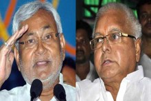 Nitish Wishes Speedy Recovery to Lalu, Hints Regret For Not Being Able To Call Him