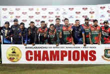 BAN Vs WI, 3rd ODI: Bangladesh Complete Clean Sweep Of West Indies