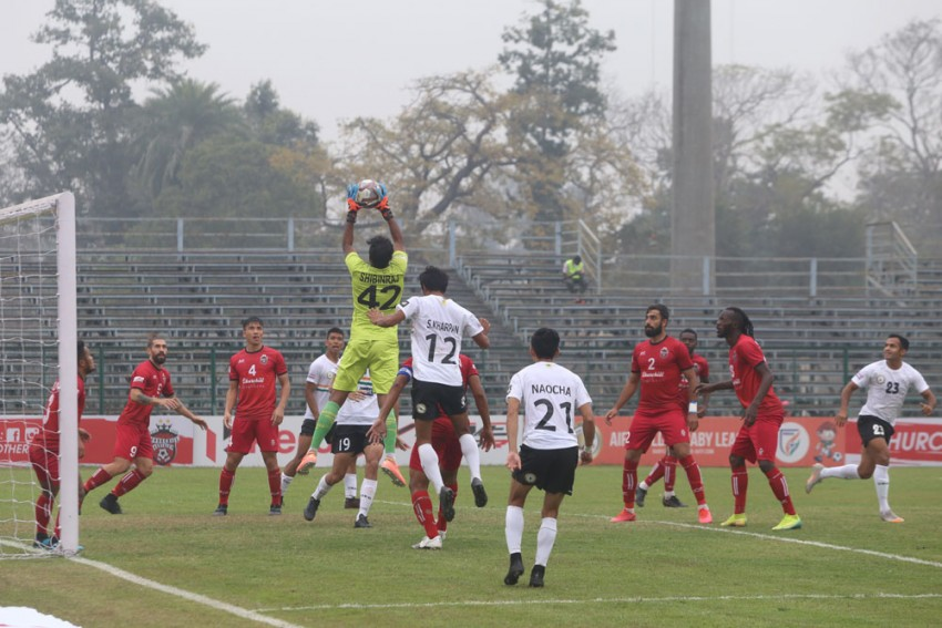 I-League: Churchill Brothers Beat Sudeva Delhi FC To Extend Lead Atop Table