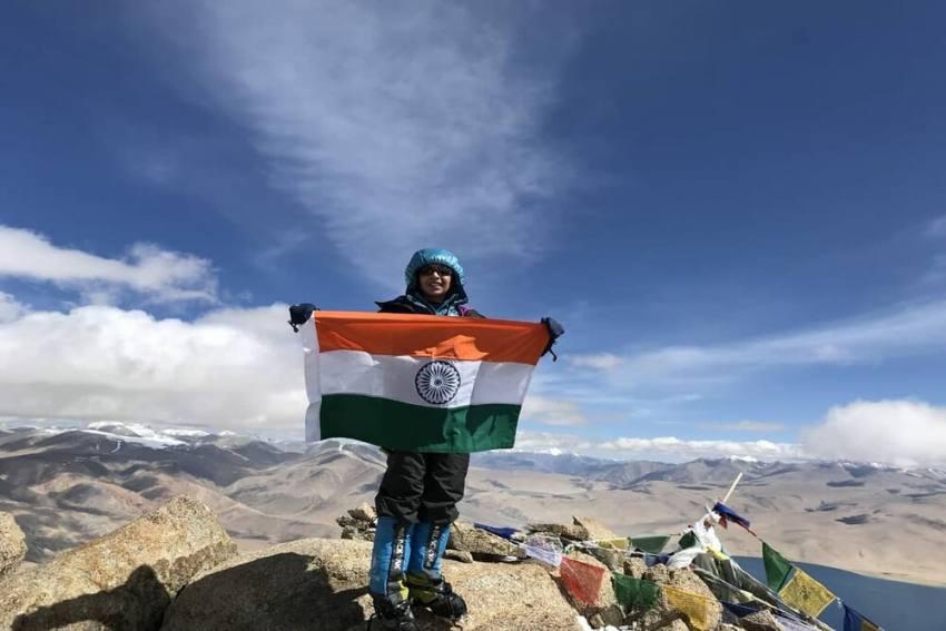 Meet Mountaineer Kaamya Karthikeyan, The Latest Recipient Of Pradhan Mantri Rashtriya Bal Puraskar Award