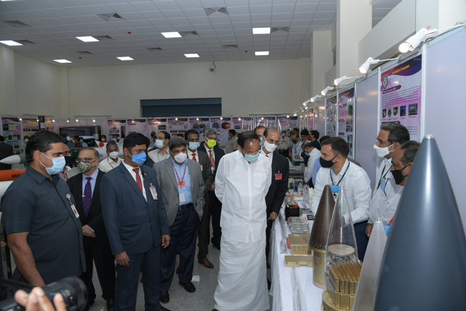 Vice President Lauds DRDO Scientists For Taking India Close To Self-Reliance In Missile Technology