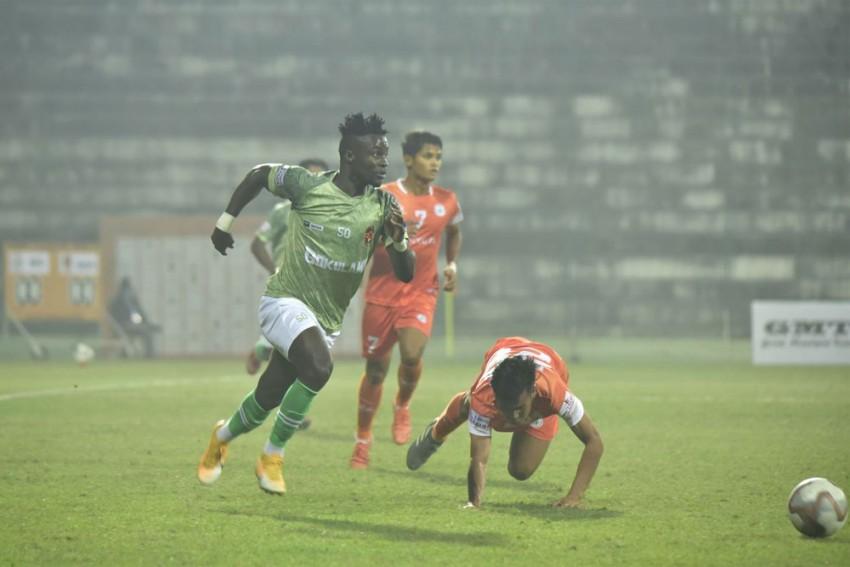 I-League: Gokulam Kerala FC Thrash NEROCA FC 4-1