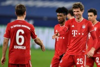 Schalke 0-4 Bayern Munich: Robert Lewandowski Makes More History As Champions Go Seven Points Clear