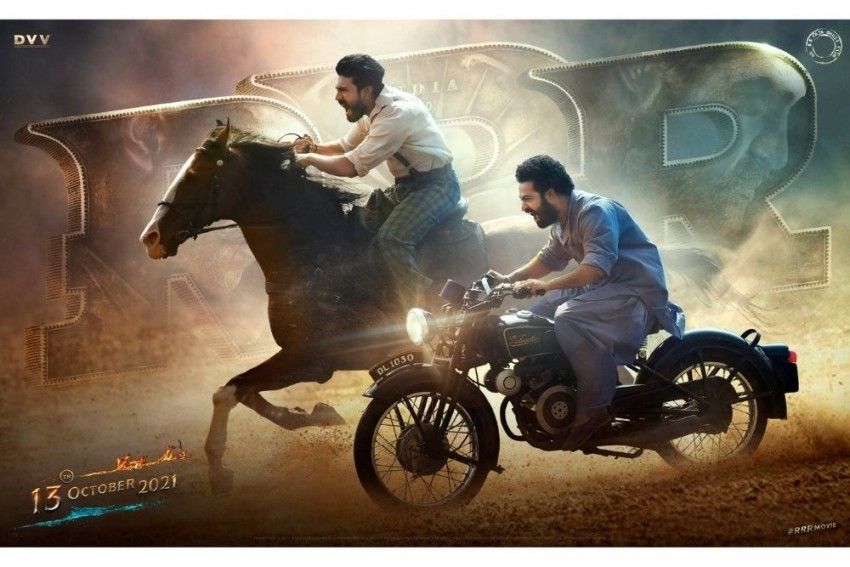 SS Rajamouli's Next Period Drama 'RRR' To Release On October 13