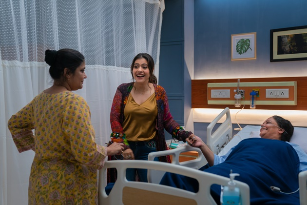 'Tribhanga' Is About Women Who Refuse To Fall In Line, Say Kajol And Renuka Shahane