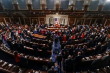 US House Taking Forward Donald Trump Impeachment; Republicans Oppose Trial