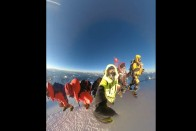 Watch: Heartwarming Video Of Nepal Climbers Taking Final Steps Together To K2 Summit