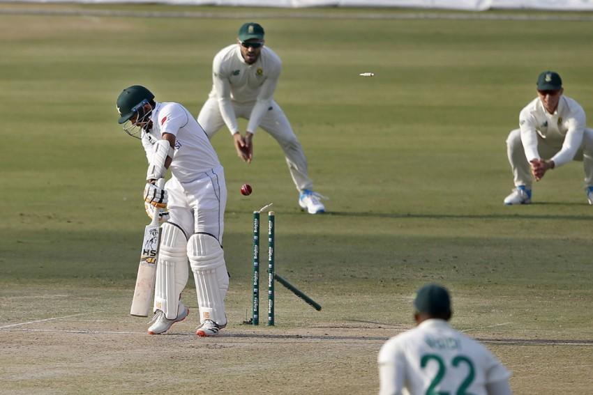 PAK Vs SA, 1st Test: Kagiso Rabada Burst Puts Pakistan In The Mire As 14 Wickets Fall On Day 1
