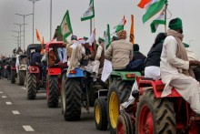 Republic Day Tractor Rally: Some Farmers Move Back To Old Protest Sites Outside Delhi