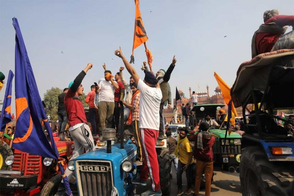 Farmers' Tractor Parade: Internet Services Suspended For 12 Hours In Parts Of Delhi