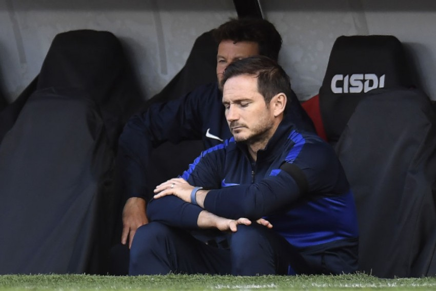 Chelsea Sack Frank Lampard: Blues Legend Disappointed Not To Take Club Forward