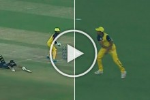 WATCH: Murugan Ashwin Hits Bull's Eye To Dismiss Abhimanyu Rana In Syed Mushtaq Ali Trophy Quarter-final