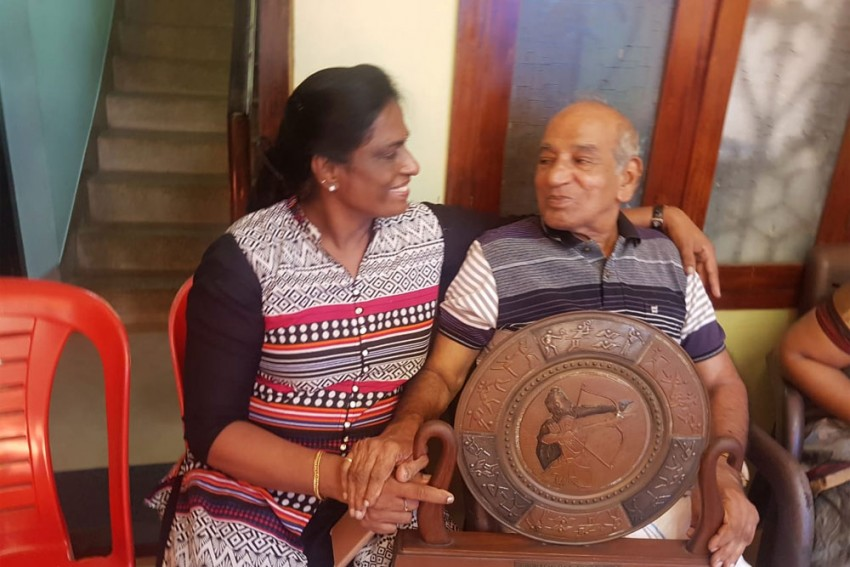 Better Than Never: PT Usha's Coach O M Nambiar Talks About 'Late'  Padma Recognition