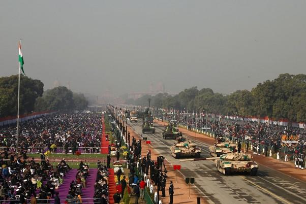 Proud Moment: BSF Unfurls Tallest Tricolour Along Indo-Pak Border In Jammu