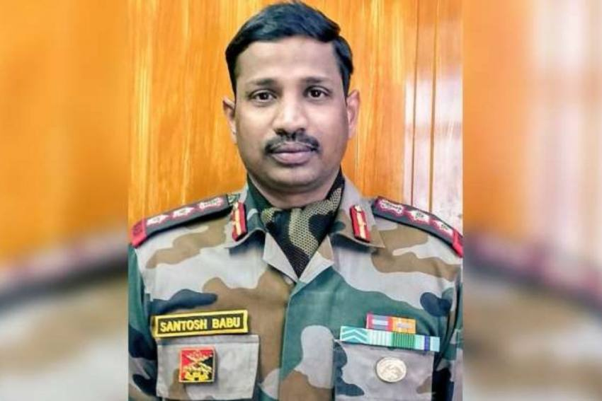 Galwan Hero Col Santosh Babu Receives 'Mahavir Chakra' Posthumously; 5 Others Awarded Vir Chakra