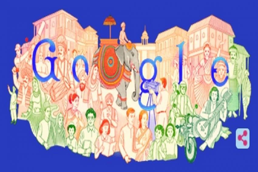 Google Celebrates 72nd Republic Day With Doodle Showcasing India's Diversity