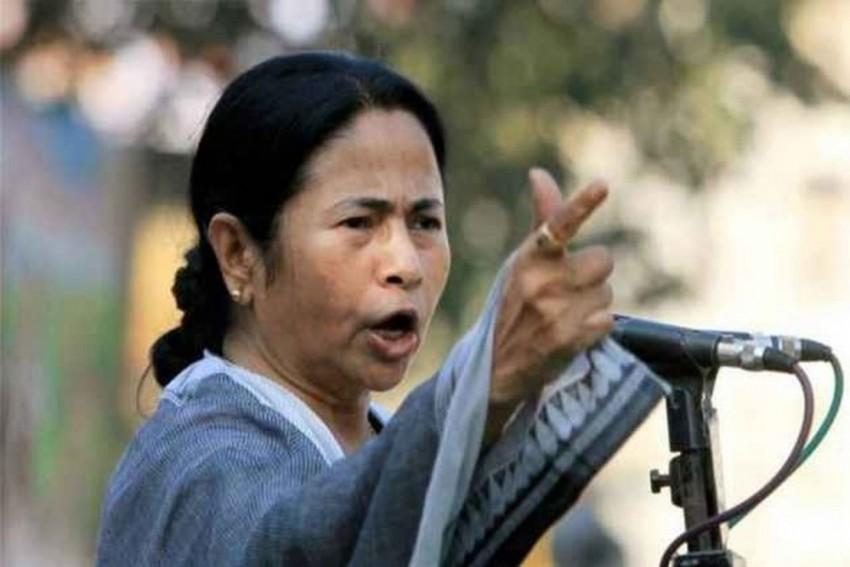 Centre's Insensitive Attitude To Be Blamed For Violence In Delhi: Mamata Banerjee
