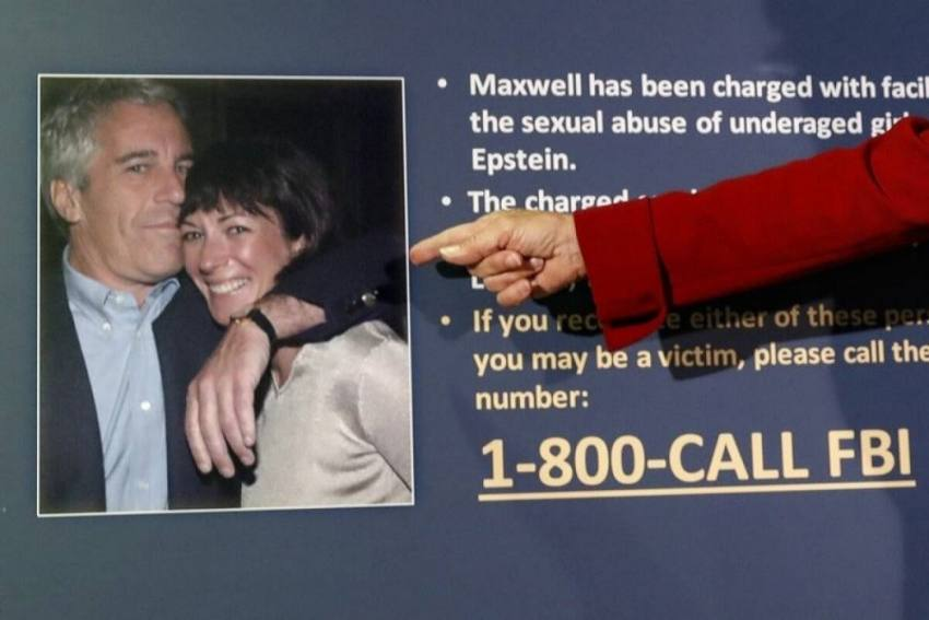 Jeffrey Epstein's Ex-Partner Ghislaine Maxwell Seeks Dismissal Of Sex-Abuse Charges Against Her