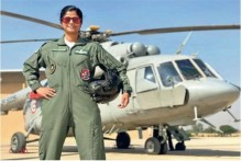 IAF Lieutenant Swati Rathore To Become First Woman Pilot To Lead Flypast on Republic Day