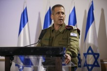 Israeli Military Chief Warns Of Plans To Strike Iran; Urges US Against Rejoining Nuclear Deal