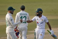 Pak Vs SA, 1st Test, Day 2: Fawad Alam Scores Ton As Pakistan Lead South Africa By 88 Runs - Highlights